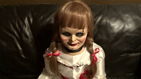 annabelle doll preview annabelle 2 creation