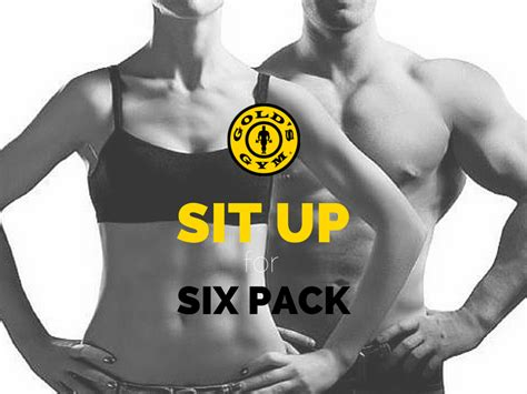 How Many Sit Ups To Get A Six Pack