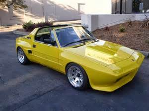 Fiat X19 Wheels Daily Turismo 15k Respectful Offers Considered 1986