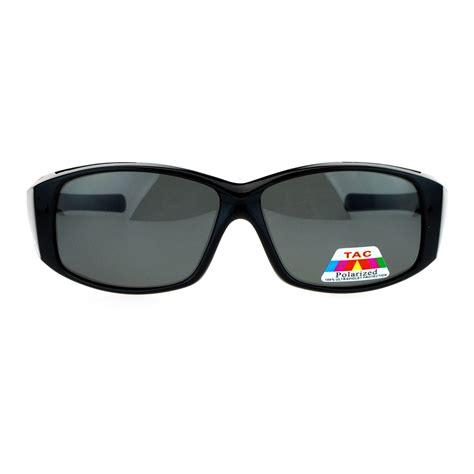 sa106 fit glasses anti glare polarized rectangular