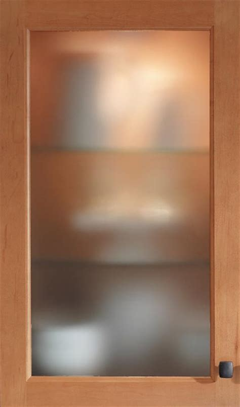 Kitchen Cabinets With Frosted Glass Doors The Glass Cabinet Doors Advantage Cabinets Direct