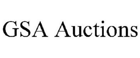 gsa auctions trademark of united states general services