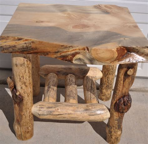 beetle kill pine furniture