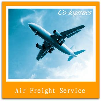 international shipping direct airline air freight safety fast delivery logistics to gig