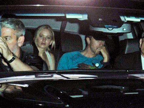 chris martin and jennifer chris martin jennifer lawrence attend u2 party at chateau