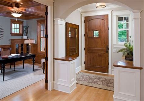 how to create a foyer in an open floor plan maximizing storage space in your small front entry