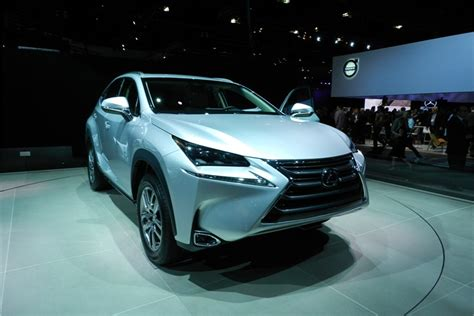 lexus is 4 cylinder the lexus nx is a compact suv with a turbocharged 4