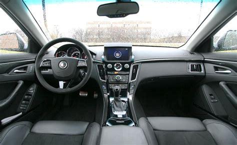 Cadillac Cts V Interior by Car And Driver