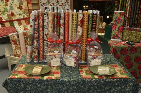 pine needle quilt shop christmas gift ideas at the pine