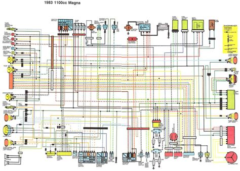 vt1100c honda shadow wiring diagram photos