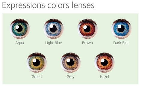 color lens shop cooper vision expressions color lenses 1