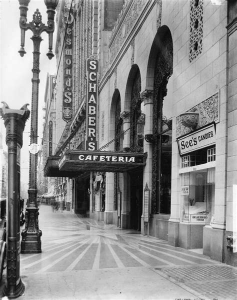 libro the figaro trilogy the the 600 block of broadway in downtown los angeles circa 1928