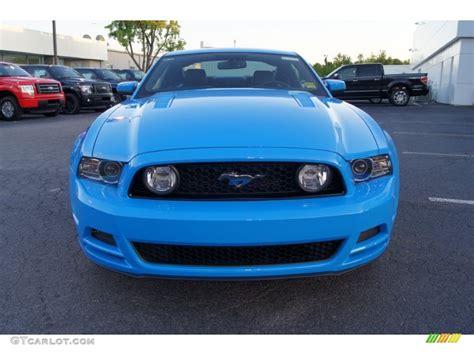 2013 grabber blue mustang gt 2013 grabber blue ford mustang gt premium coupe 64288897