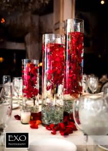 Cheap Feathers For Centerpieces by 25 Best Ideas About Red Wedding Centerpieces On Pinterest