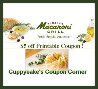 Macaroni Grill Gift Card Promotion - macaroni grill coupons printable 2017 2018 best cars reviews