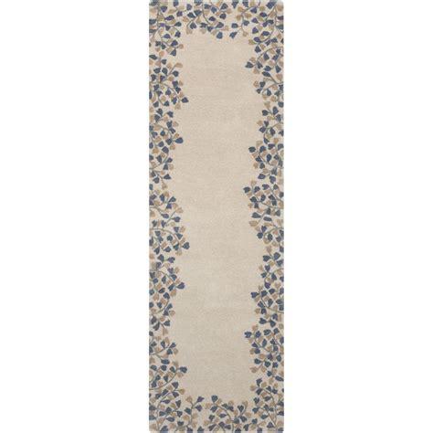 12 ft runner rugs artistic weavers canaan beige 3 ft x 12 ft indoor rug runner s00151003669 the home depot