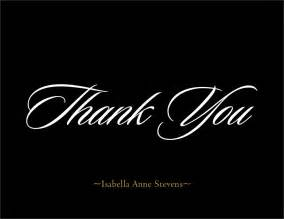 black simple thank you graduation thank you cards from cardsdirect