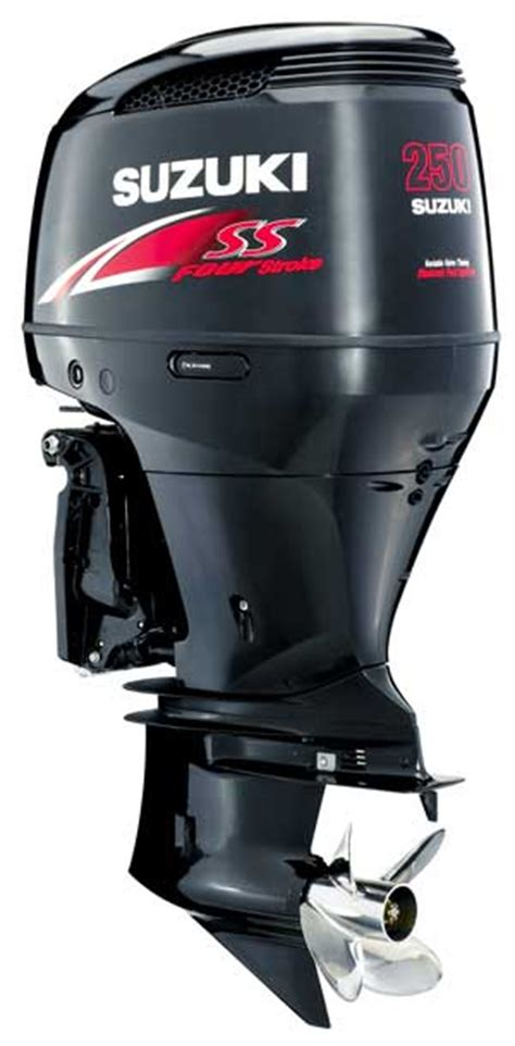 the outboard expert up with the new suzuki df250 ss
