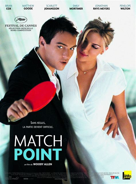 film streaming woody allen match point the woody allen pages