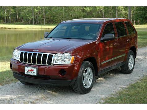 2007 Jeep Grand For Sale 2007 Jeep Grand Laredo For Sale In Greenville