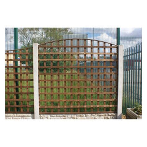 Circular Trellis Panels Top Square Trellis Panel West Timber
