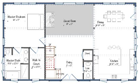 Shed Homes Floor Plans by Barn House Open Floor Plans Joy Studio Design Gallery