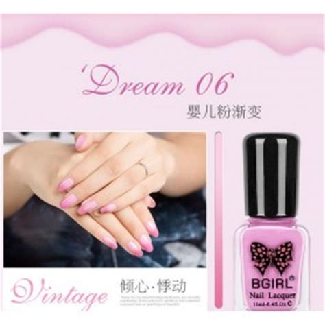 Harga Kutek Kuku by Bgirl Kutek Kuku Warna Gradient 11ml Purple