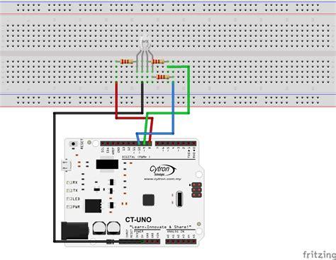 tutorial arduino rfid rfid reader id 20la 125khz with arduino tutorial by cytron
