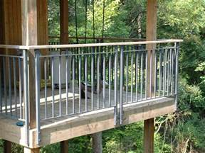 Aluminum Balusters For Deck Railings Aluminum Aluminum Deck Railing