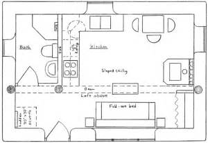 cabin layouts plans wilderness cabin plan