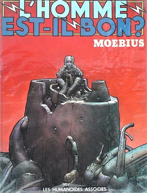 libro lhomme est il bon moebius l homme est il bon album