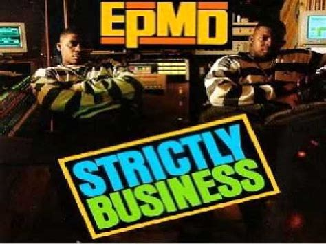Epmd Strictly Business Vinyl - epmd strictly business quest project remix