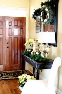 Decorating An Entryway Foyer 50 Fresh Festive Entryway Decorating Ideas