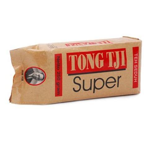 Teh Tong Tji Premium tongtji teh melati 250 gram tong tji lose tea