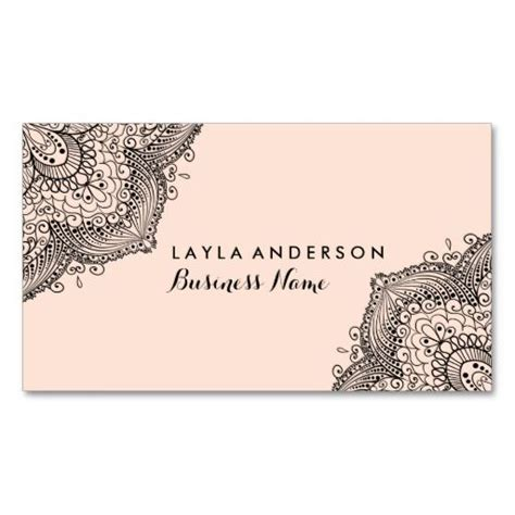 Henna Design Maker | 8 best business cards images on pinterest carte de