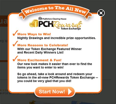 Pch Rewards Token Exchange Winners List - introducing the new pchrewards token exchange pch blog