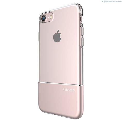 Usams Ease Series For Iphone 8 Unikiosk 1 Usams Luxury Ease Series Tpu For Iphone 7 8 Gold