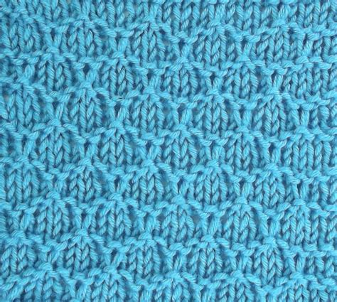 how do you slip a stitch in knitting ridged slip stitch an allover textured pattern that is