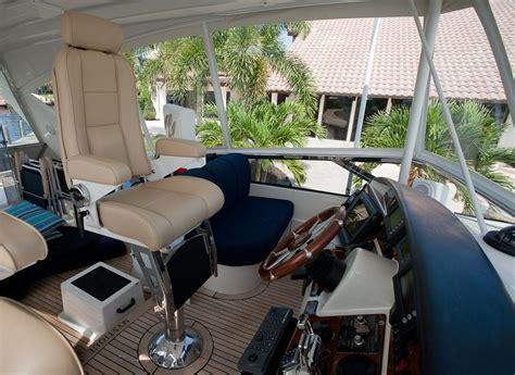 stidd chairs glastop marine furniture custom yacht boat