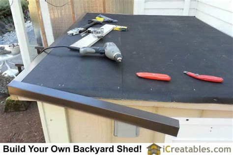 Shed Roof Drip Edge by Pictures Of Generator Sheds Photos Of Generator Sheds