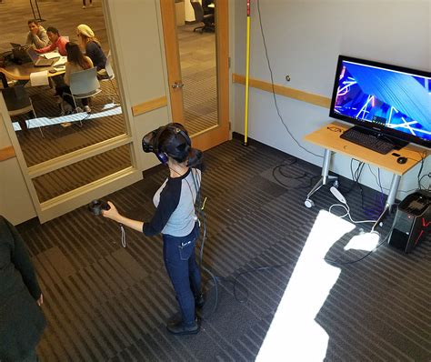 Gsu Library Room Reservation by Come Try Vr Gaming In The Atlanta Cus Library