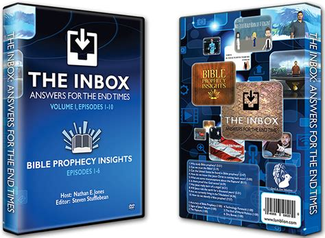 End Time Volume 1 the inbox answers for the end times volume i end times