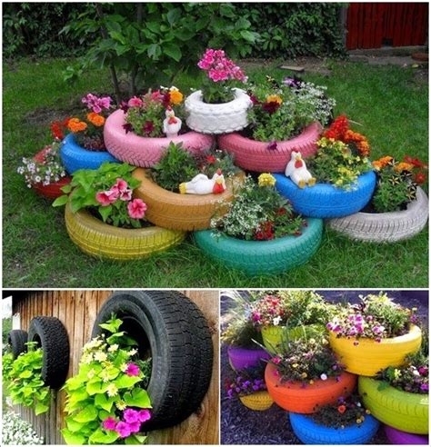 Garden Recycle Ideas Creative Recycling Ideas For Your Garden Craft Gift Ideas
