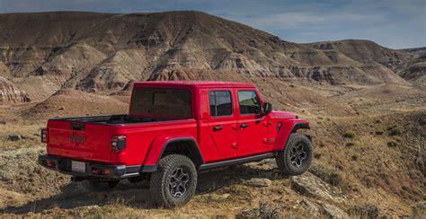 jeep gladiator price specs release date