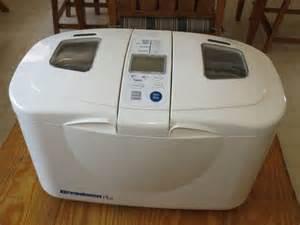 Breadman Plus Bread Machine Breadman Plus Two Loaf Bread Machine For Sale In
