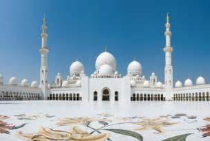 Mosque In Grand Mosque Hvac Project