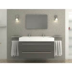 Idee Salle De Bain Pas Cher #7: Mezzo_-_grey_high_gloss_-_vue_face.jpg