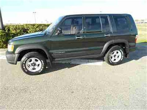 old car repair manuals 2001 isuzu trooper parking system old car manuals online 2001 isuzu trooper on board diagnostic system isuzu trooper problems