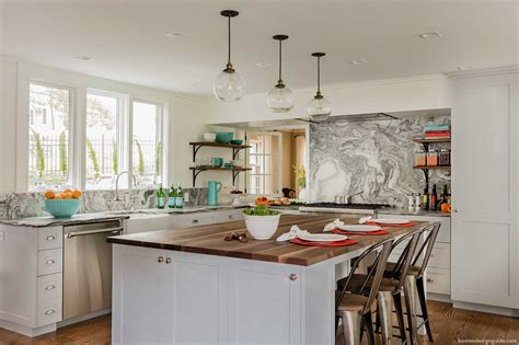 a 100 year boston home kitchen remodel boston design
