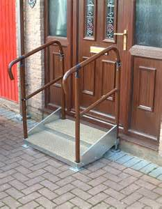 Stairs For Handicapped by Disabled Steps How To Help People With Disabilities Go